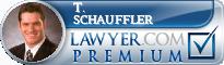 T. Drew Schauffler  Lawyer Badge