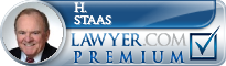 H. J. Staas  Lawyer Badge