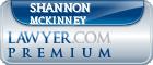 Shannon McKinney  Lawyer Badge