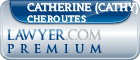 Catherine (Cathy) J. Cheroutes  Lawyer Badge