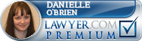 Danielle J. O'Brien  Lawyer Badge