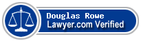 Douglas J. Rowe  Lawyer Badge