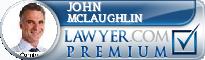 John A. McLaughlin  Lawyer Badge
