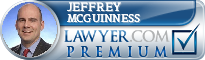 Jeffrey E. McGuinness  Lawyer Badge