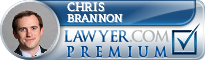 Chris L. Brannon  Lawyer Badge