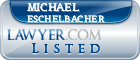 Michael Eschelbacher Lawyer Badge