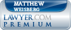 Matthew B. Weisberg  Lawyer Badge