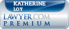 Katherine Taylor Loy  Lawyer Badge