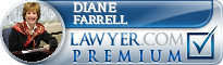 Diane K. Farrell  Lawyer Badge