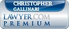 Christopher L. Gallinari  Lawyer Badge