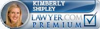 Kimberly S. Shipley  Lawyer Badge