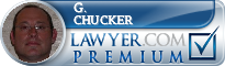G. Barton Chucker  Lawyer Badge