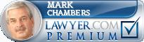 Mark C. Chambers  Lawyer Badge