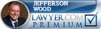 Jefferson G. Wood  Lawyer Badge