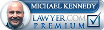 Michael W. Kennedy  Lawyer Badge