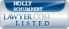 Holly Schumpert Lawyer Badge