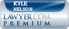 Kyle Nelson  Lawyer Badge