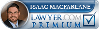 Isaac C. Macfarlane  Lawyer Badge