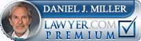 Daniel Jason Miller  Lawyer Badge