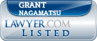Grant Nagamatsu Lawyer Badge