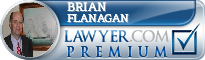 Brian P. Flanagan  Lawyer Badge