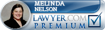 Melinda Nelson  Lawyer Badge