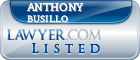 Anthony Busillo Lawyer Badge