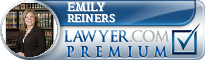 Emily Reiners  Lawyer Badge