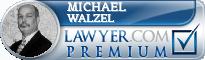 Michael Ray Walzel  Lawyer Badge