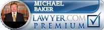 Michael R. Baker  Lawyer Badge