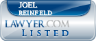 Joel Reinfeld Lawyer Badge