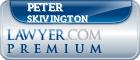 Peter K. Skivington  Lawyer Badge