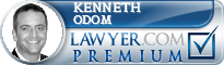 Kenneth M. Odom  Lawyer Badge