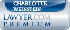 Charlotte K. Weinstein  Lawyer Badge