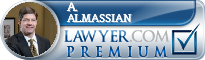 A. Todd Almassian  Lawyer Badge