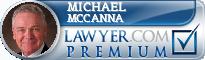 Michael R. McCanna  Lawyer Badge