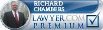 Richard C. Chambers  Lawyer Badge