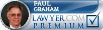 Paul Graham  Lawyer Badge