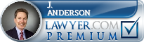 J. Patrick Anderson  Lawyer Badge