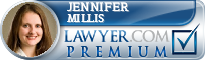 Jennifer K. Millis  Lawyer Badge