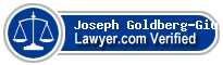 Joseph J. Goldberg-Giuliano  Lawyer Badge