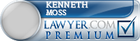 Kenneth R. Moss  Lawyer Badge