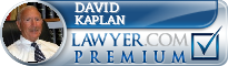 David B. Kaplan  Lawyer Badge