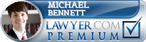 Michael Bennett  Lawyer Badge