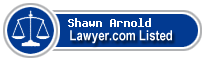 Shawn Arnold Lawyer Badge