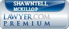 Shawntell L. McKillop  Lawyer Badge