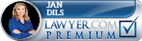 Jan Dils  Lawyer Badge