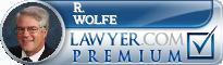 R. Bradley Wolfe  Lawyer Badge