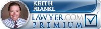 Keith Evan Frankl  Lawyer Badge