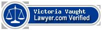 Victoria T. Vaught  Lawyer Badge